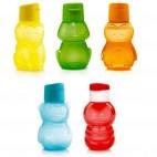 Набор эко-бутылок (350 мл), 5 шт. РП163